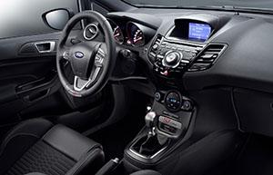 Foto Interiores (1) Ford Fiesta-st-200 Dos Volumenes 2016