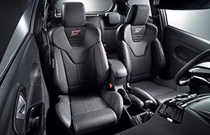 Foto Interiores (2) Ford Fiesta-st-200 Dos Volumenes 2016