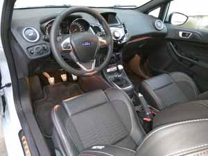 Foto Interiores (5) Ford Fiesta-st-200 Dos Volumenes 2016