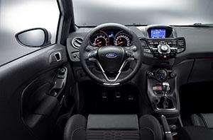 Foto Salpicadero Ford Fiesta-st-200 Dos Volumenes 2016