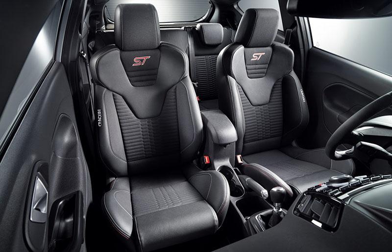 Asientos Ford Fiesta ST200