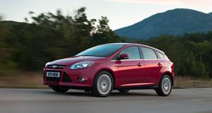 Prueba dinámica Ford Focus 2011