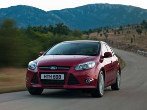 Foto Exteriores-(1) Ford Focus Dos Volumenes 2011