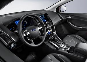 Foto Interiores-(1) Ford Focus Dos Volumenes 2011