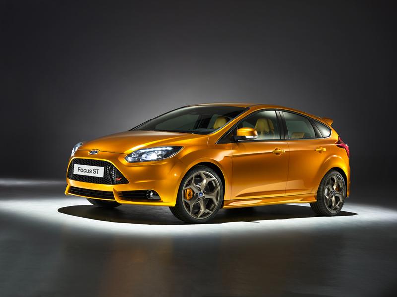 Foto Exteriores Ford Focus Dos Volumenes 2011