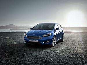 Foto Exteriores (2) Ford Focus Dos Volumenes 2014