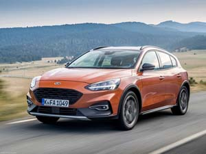 Foto Exteriores (1) Ford Focus-active Dos Volumenes 2018