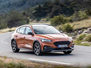 Foto Exteriores (2) Ford Focus-active Dos Volumenes 2018