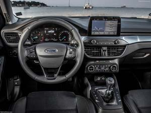 Foto Interiores (3) Ford Focus-active Dos Volumenes 2018