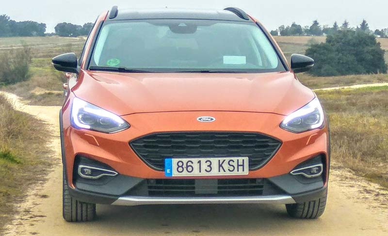 Foto Exteriores Ford Focus Active Dos Volumenes 2018
