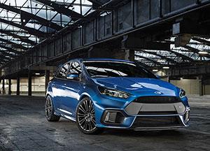 Foto Exteriores (3) Ford Focus-rs Dos Volumenes 2015