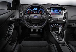 Foto Salpicadero Ford Focus-rs Dos Volumenes 2015