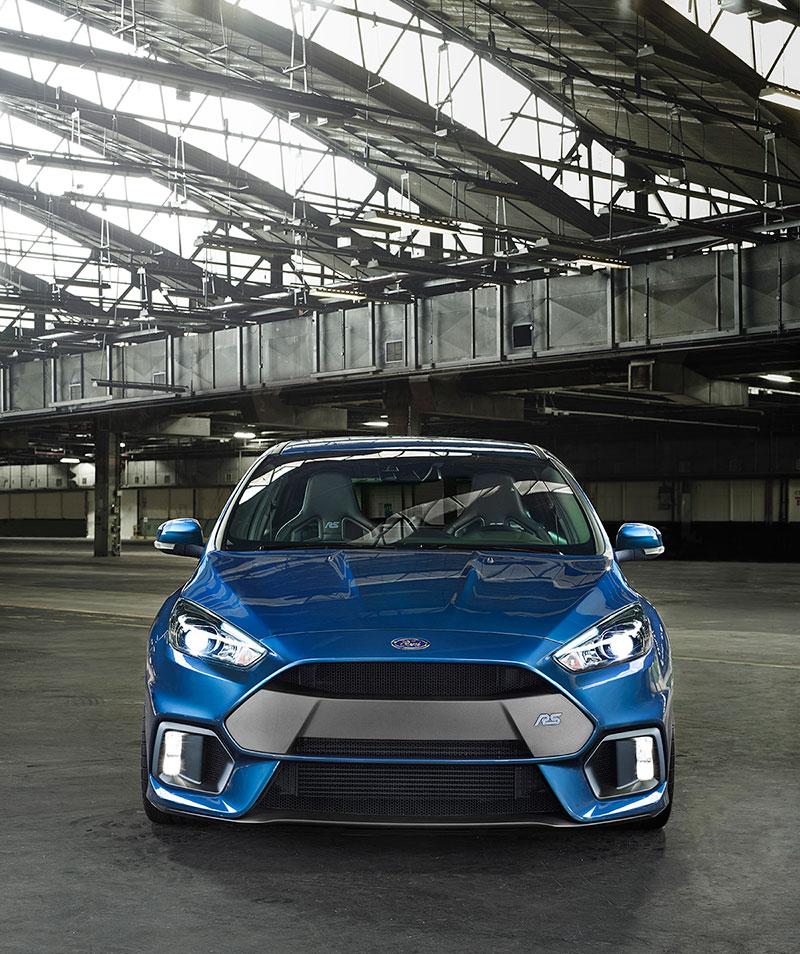 Foto Exteriores (1) Ford Focus-rs Dos Volumenes 2015