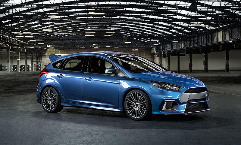 Foto Exteriores Ford Focus Rs Dos Volumenes 2015