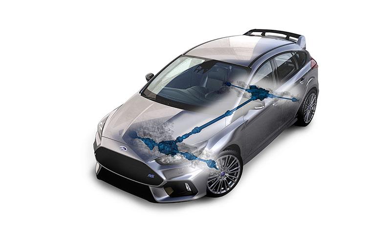 Foto Tecnicas Ford Focus Rs Dos Volumenes 2015