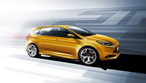 Foto Diseño  (4) Ford Focus-st Dos Volumenes 2011