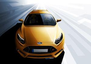 Foto Diseño  (5) Ford Focus-st Dos Volumenes 2011
