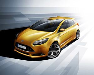 Foto Diseño  Ford Focus-st Dos Volumenes 2011