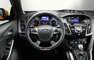 Foto ford focus-st 2011