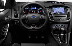 Foto Salpicadero Ford Focus-st Dos Volumenes 2014
