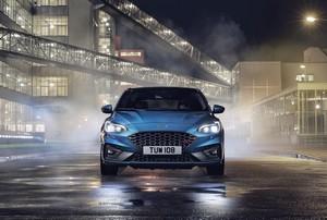 Foto Delantera Ford Focus-st Dos Volumenes 2019