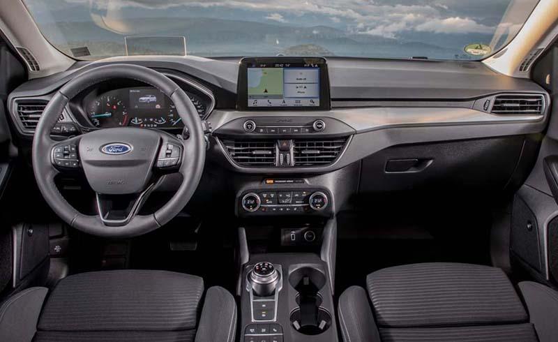 Foto Interiores Ford Focus St Dos Volumenes 2019
