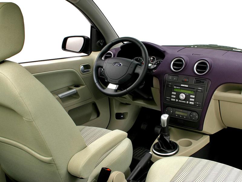 Foto Salpicadero Ford Fusion Dos Volumenes 2008