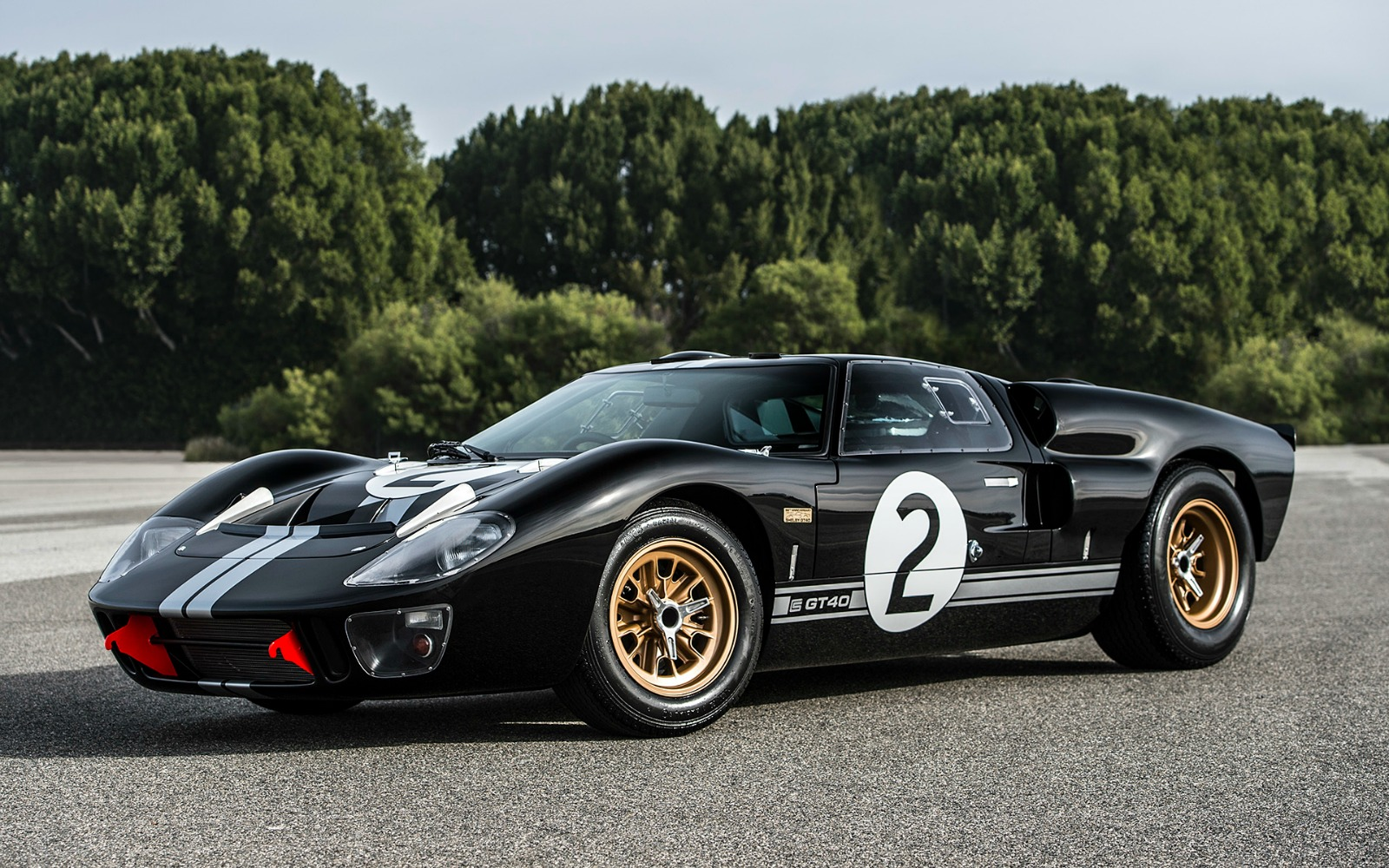 Ford GT40 50th Anniversary 2016
