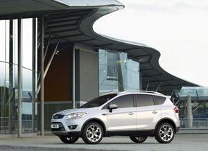 Foto Exteriores (3) Ford Kuga Suv Todocamino 2011