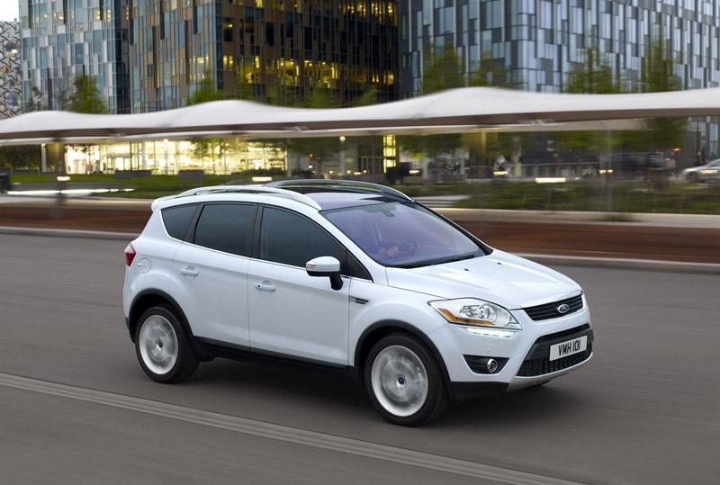 Foto Exteriores (2) Ford Kuga Suv Todocamino 2011