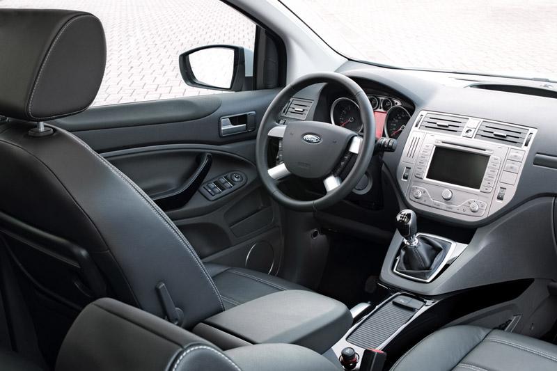 Foto Interiores Ford Kuga Suv Todocamino 2011