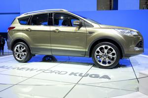 Foto Exteriores (18) Ford Kuga Suv Todocamino 2012