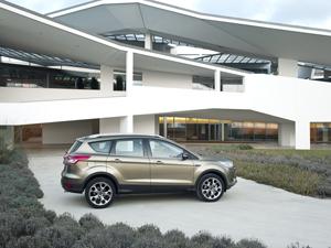 Foto Exteriores (6) Ford Kuga Suv Todocamino 2012