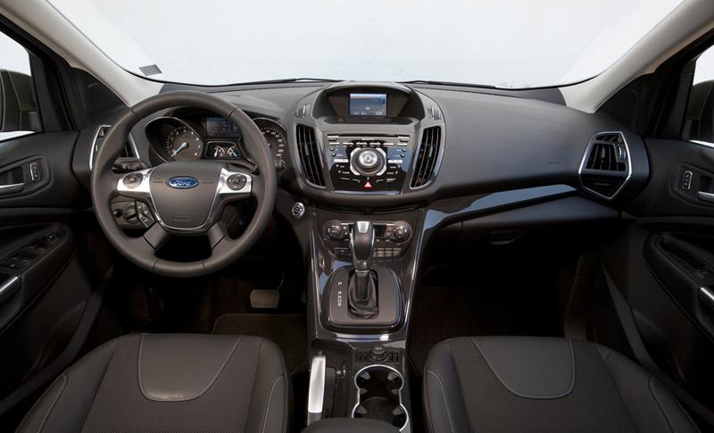 Foto Interiores Ford Kuga Suv Todocamino 2012