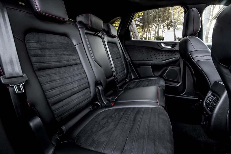 Foto Interiores Ford Kuga Suv Todocamino 2019