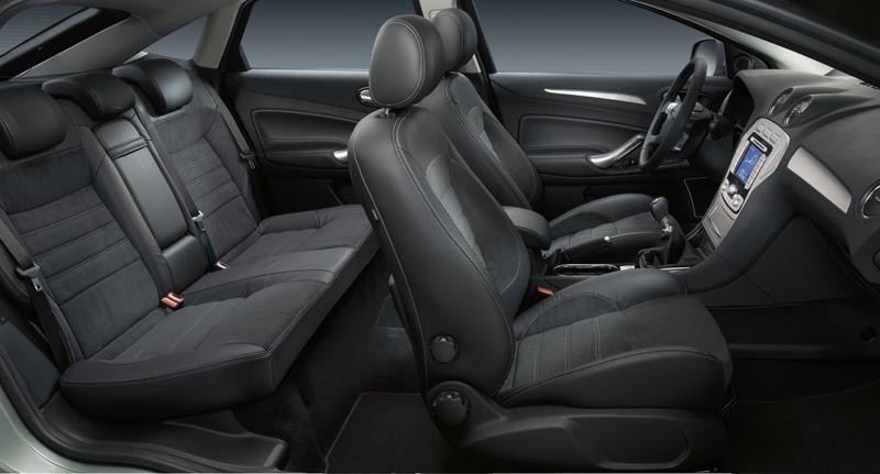 Foto Interiores Ford Mondeo Dos Volumenes 2008