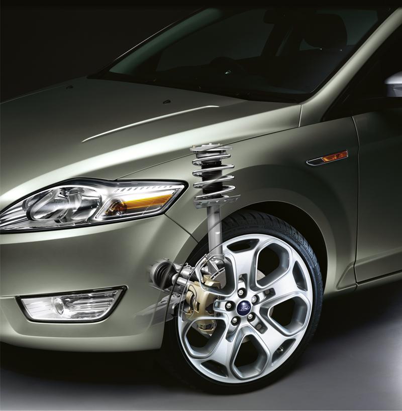 Foto Tecnicas Ford Mondeo Dos Volumenes 2008