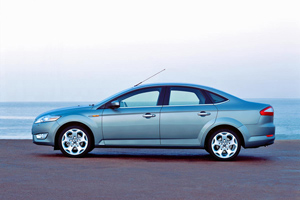 Foto Lateral Ford Mondeo Sedan 2007