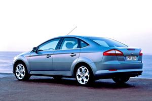 Foto Trasero Ford Mondeo Sedan 2007