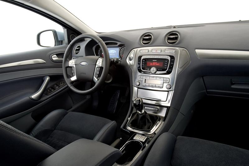 Foto Salpicadero Ford Mondeo Sedan 2007