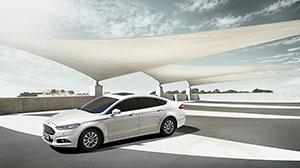 Foto Exteriores (6) Ford Mondeo Sedan 2015
