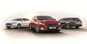 Foto Exteriores (9) Ford Mondeo Sedan 2015