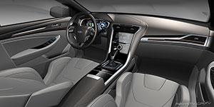 Foto Interiores (1) Ford Mondeo Sedan 2015