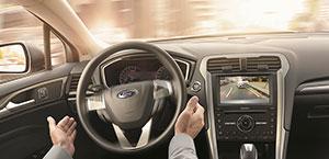 Foto Salpicadero Ford Mondeo Sedan 2015