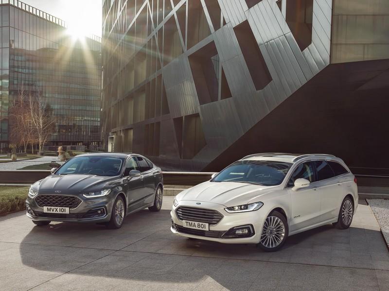Foto Exteriores Ford Mondeo Sedan 2019