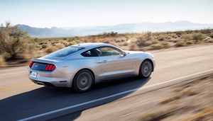 Foto ford mustang 2013