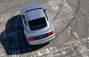 Foto Exteriores (28) Ford Mustang Cupe 2013