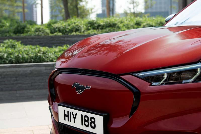 Foto Detalles Ford Mustang Mach E Suv Todocamino 2021