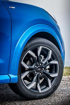 Foto Detalles (3) Ford Puma Suv Todocamino 2019