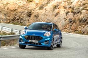 Foto Exteriores (11) Ford Puma Suv Todocamino 2019